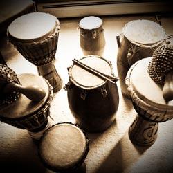Kamala Sound - African Drumming
